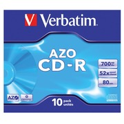 CD-R Verbatim 700 Mb 52x