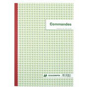 Order book Manifold Exacompta auto-copy A4 50 pages triple exemplaries