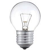 Halogene light bulb for floor lamp and decoration, round, E27, 28W