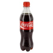 Pack of 24 Coca Cola bottles, 50cl