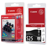 Pack cartridges PGI 525 + CLI 526 black and colors