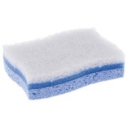 Sponge Ultra Soft, special for bathrooms - white - Pack of 2