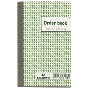 Standard auto-copying order books 175 x 105 mm 50-2