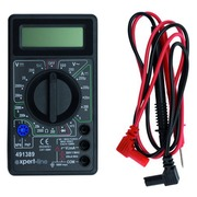 Digital multi-meter 6 functions