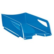 Letter tray Maxi Gloss CEP blue