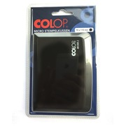 COLOP stamp box micro2 in blister 70x110mm - ink black
