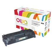 Toner Armor Owa compatible HP 80A-CF280A black for laser printer