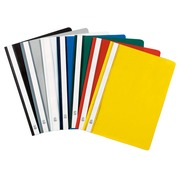 Presentation Transfer file standard polypropylene - A4 - Assorted colours (449225B)