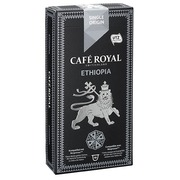 Coffee capsule Café Royal Ethiopie - Box of 10