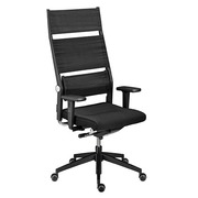 Chair Olord Manager with black undercarriage