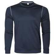 Printer Marathon crewneck sweater Navy XS