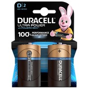 Duracell Ultra Power alkaline batteries
