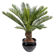 Artificial plant for inside Cycas 90 cm
