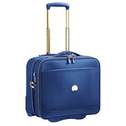Boardcase cabin trolley Delsey blue