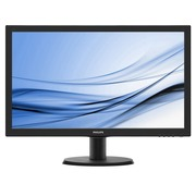 Philips V-line 243V5LHAB - LED monitor - Full HD (1080p) - 23.6