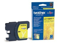Cartridge Brother LC1100 HYY yellow