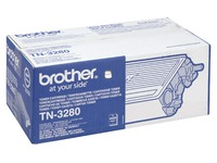 Toner laser black Brother TN3280