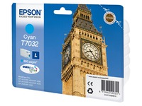 Cartridge Epson T7032 cyaan