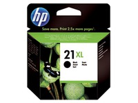 Cartridge HP 21XL zwart