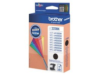 Cartridge Brother LC223 zwart voor inkjetprinter