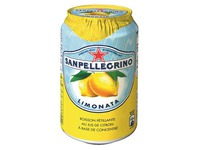 Limonata San Pellegrino can 33 cl - pack of 6