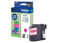 LC221M BROTHER MFCJ880DW TINTE MAGENTA