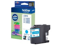LC221C BROTHER MFCJ880DW TINTE CYAN