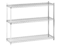 Extension element rack Kroma H 90 x W 120 cm
