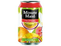 Cardboard 24 cans Minute tropical Maid