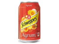 Pack of 24 cans Schweppes Agrum 33 cl