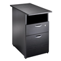 Drawer cabinet at desk height Start Plus D 60 cm